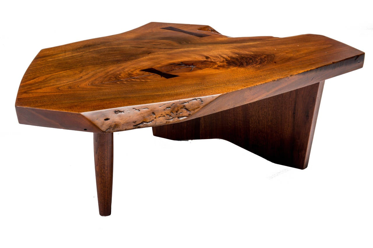 Nakashima Table george nakashima conoid coffee table for sale at 1stdibs