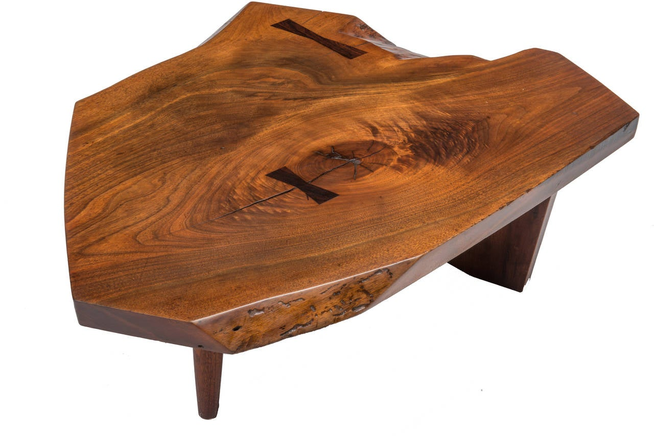 George Nakashima Conoid Coffee Table For Sale At 1stdibs