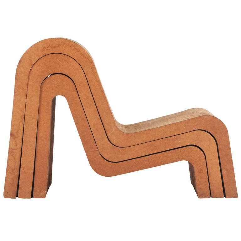 frank gehry nesting chairs for easy edges at 1stdibs