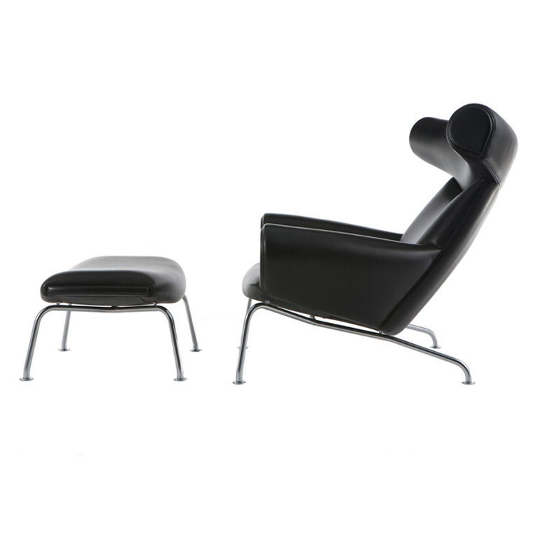 ox chair designed by hans wegner at 1stdibs. Black Bedroom Furniture Sets. Home Design Ideas