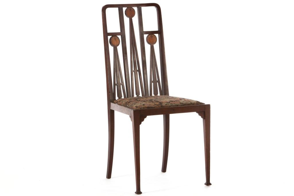Art Nouveau Furniture Art Nouveau Marquetry