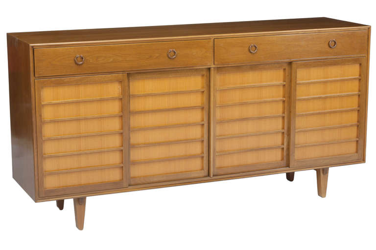 walnut cabinets kitchen pictures credenza by edward wormley for dunbar for at 1stdibs 28151