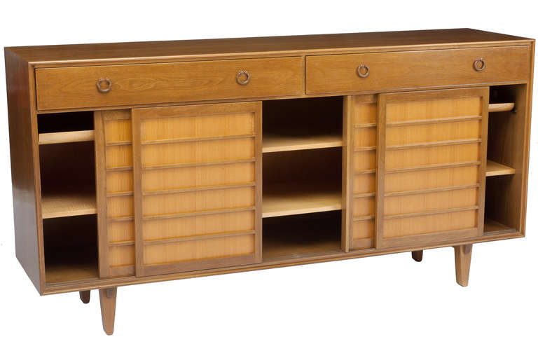 American Credenza by Edward Wormley for Dunbar For Sale
