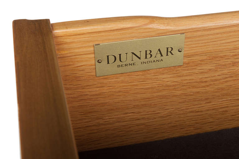 Credenza by Edward Wormley for Dunbar For Sale 3