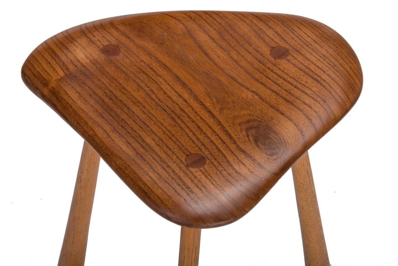 Stool For Sale Mid Industry Stool 1950s From Nobarock On