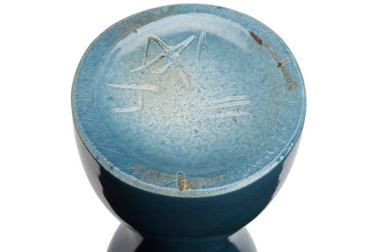 """""""Diabolo"""" Vase by Georges Jouve 5"""