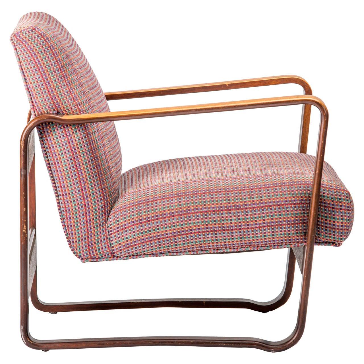 Edward Wormley for Dunbar Lounge Chair Model 4731