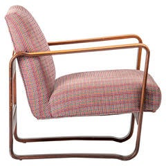 Edward Wormley for Dunbar Lounge Chair Model 4731