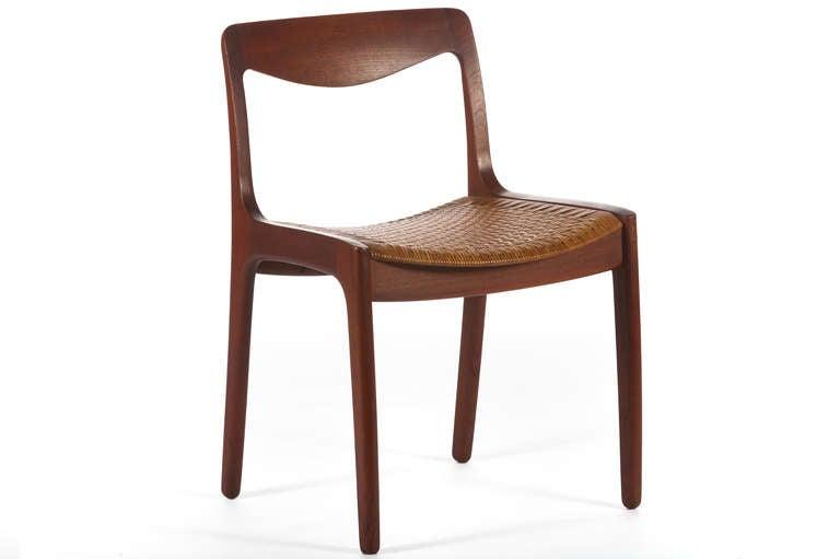 12 Danish Chairs Designed By Vilhelm Wohlert 2