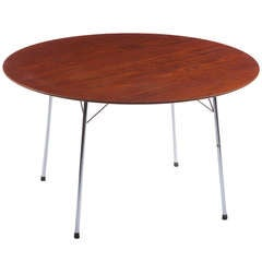 Arne Jacobsen Dining Table