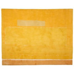"Theodoros Stamos ""After Mark Rothko"" Tapestry"
