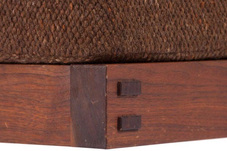 Late 20th Century George Nakashima Plank Daybed