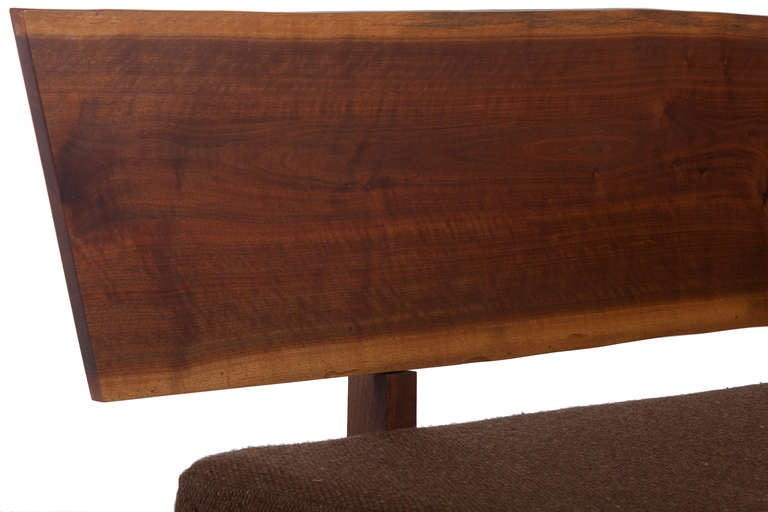 George Nakashima Plank Daybed In Excellent Condition In Pawtucket, RI