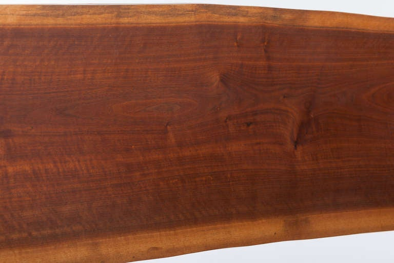 American George Nakashima Plank Daybed