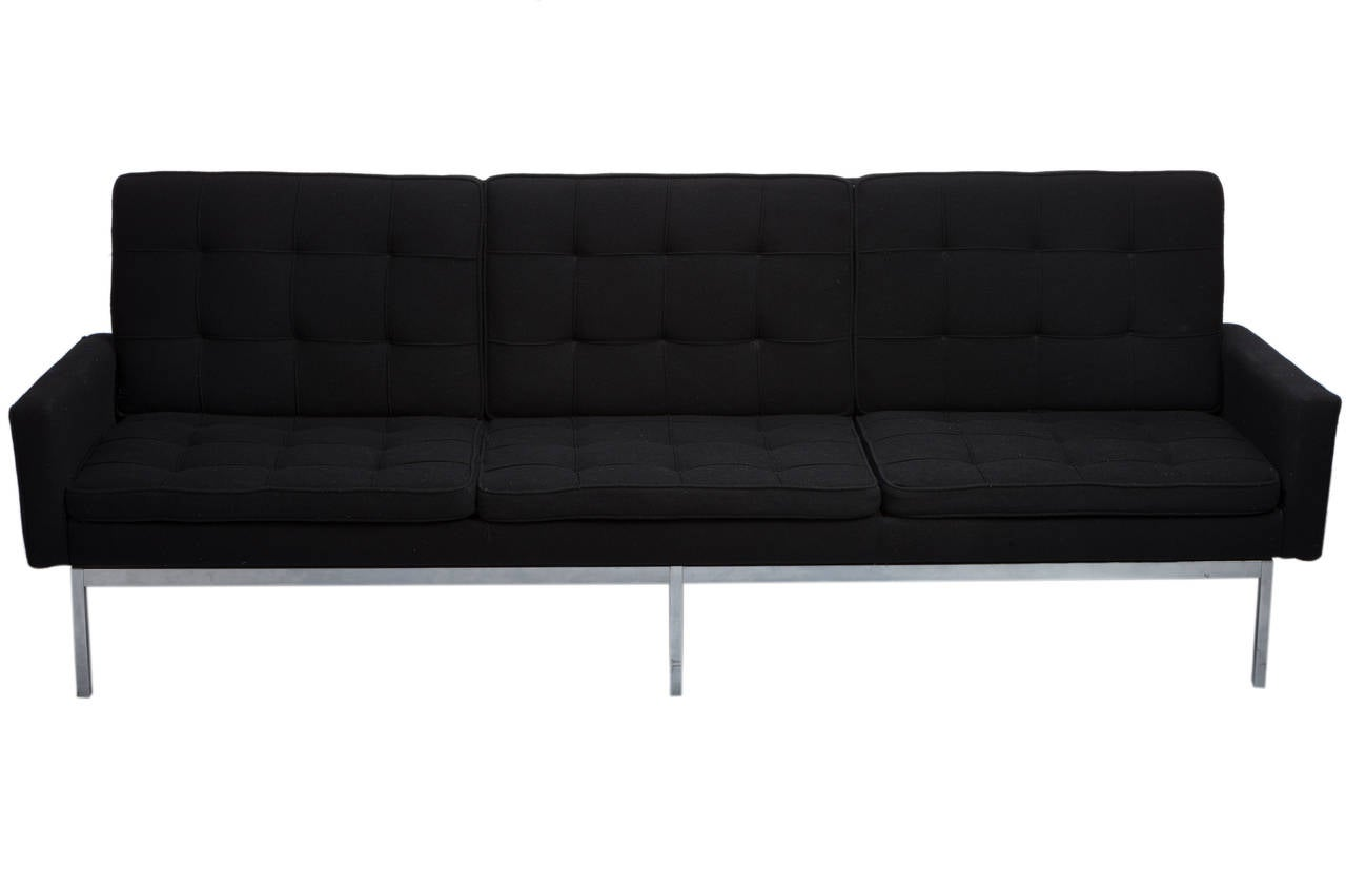 Florence Knoll Settee Dimensions Crafts