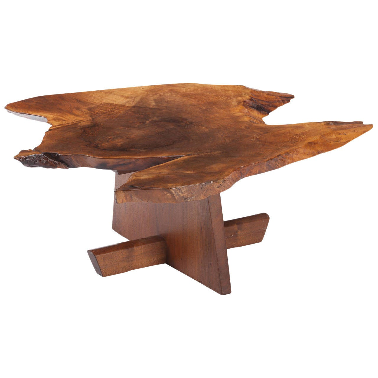 George Nakashima Minguren One Coffee Table At 1stdibs