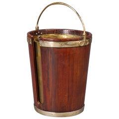 Good George III Plate Bucket