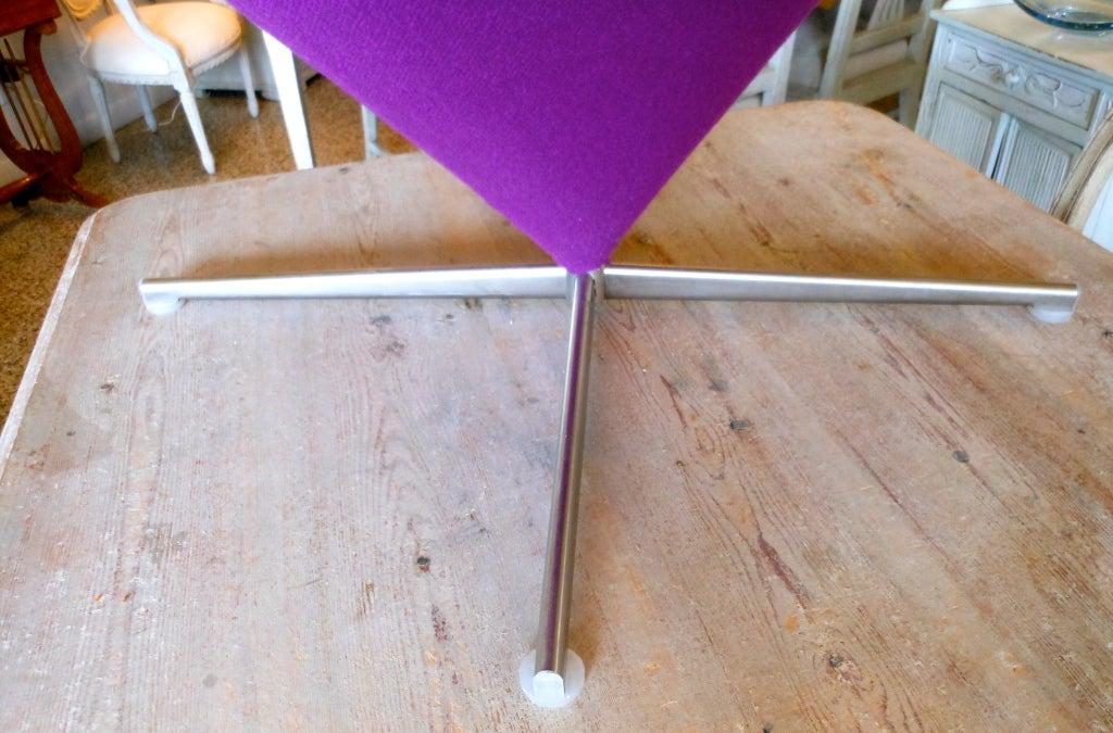 Danish Design Verner Panton Heart Cone Chair 10