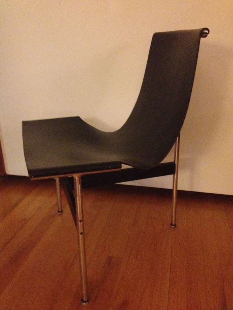 8 Lavern T Chair Katavolos Littell & Kelley In Excellent Condition For Sale In Westport, CT