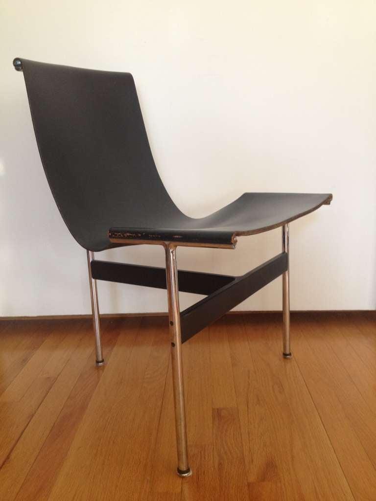 Italian 8 Lavern T Chair Katavolos Littell & Kelley For Sale