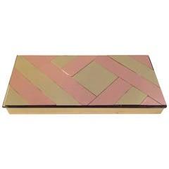 Janetti Mid-Century Geometric Box
