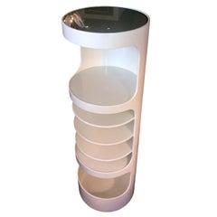 Tall Pedestal Holland Co. Pedestal or Storage Table Display
