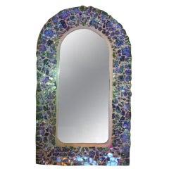 Ellen Blackley Signed mirror