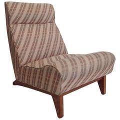 Rare Edward Wormley Original Chair