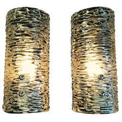 Carl Fagerlund for Orrefors Sconces