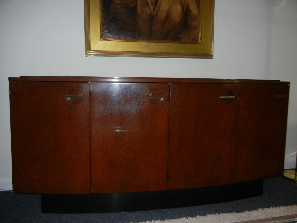 Gilbert Rhode Streamline Art Deco Cabinet Sideboard/Buffet 2