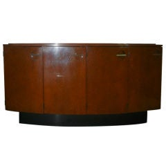 Gilbert Rhode Streamline Art Deco Cabinet Sideboard/Buffet
