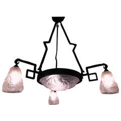 Degue French Deco Chandelier