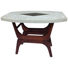 Terazzo Top Table