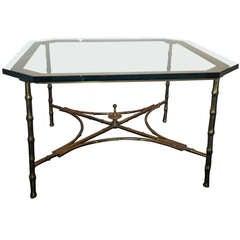 Maison Bagues bronze Cocktail table