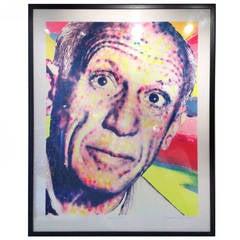 Richard Bernstein Picasso Pixels