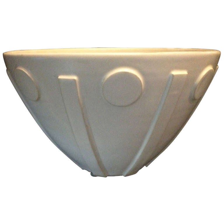 Johnathan Adler Couture Bowl Early Handmade
