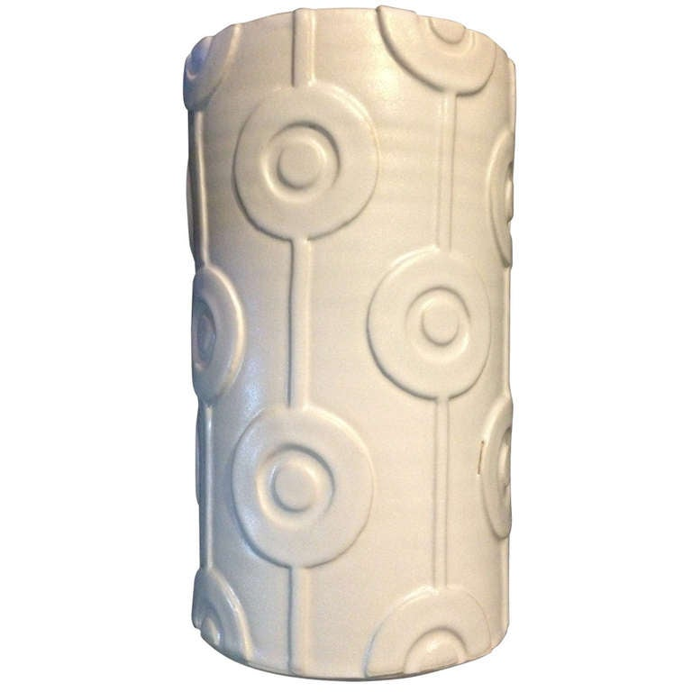 Alle nye Jonathan Adler Couture Ceramic Vase For Sale at 1stdibs YR-99