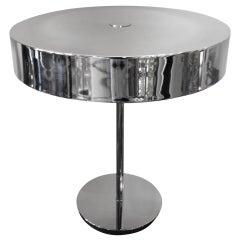 Hansen Polished Chrome Lamp