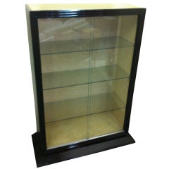Paul Frankl small  display cabinet