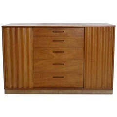 Modern Credenza or Chest by Edward Wormley for Dunbar