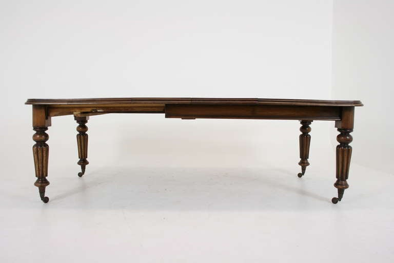 Antique Scottish Victorian Mahogany Dining Conference  : IMG4303l from www.1stdibs.com size 768 x 512 jpeg 16kB
