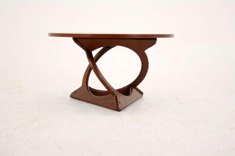 Teak Coffee Table by Georg Jensen 302-237 at 1stdibs