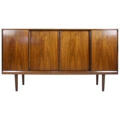 Mid-Century Modern Danish Rosewood Sideboard or Credenza