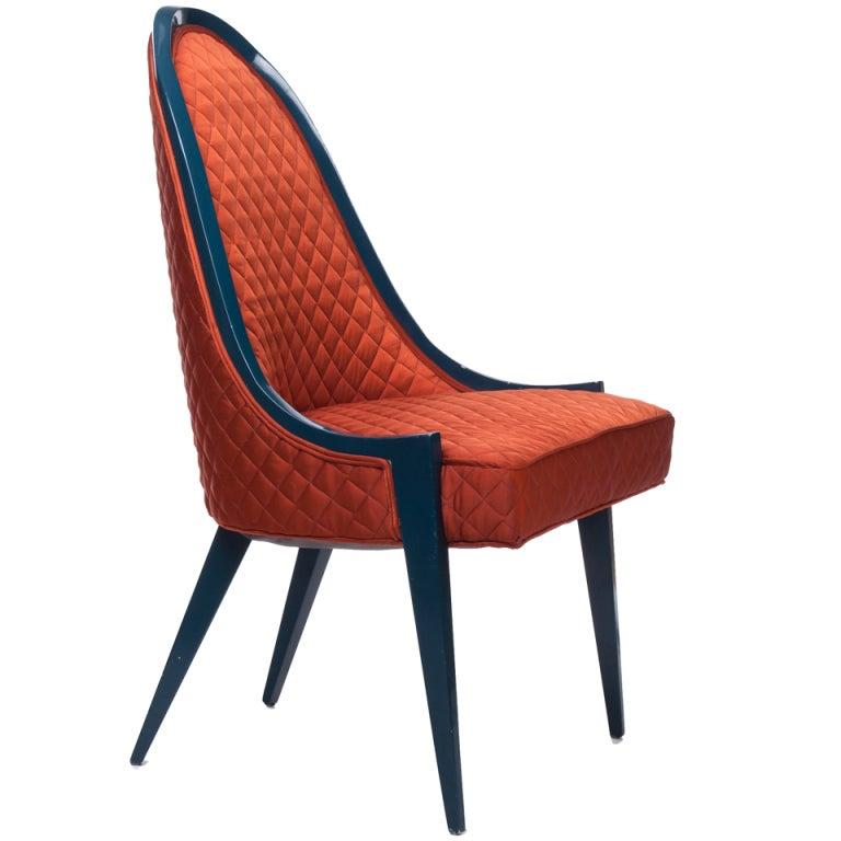 Harvey Probber Gondola Chair 1