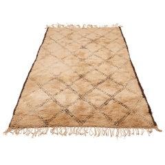 Beni Ourain Moroccan Tribal Rug