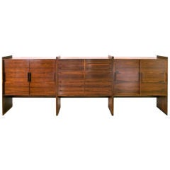 rare Sideboard cabinet by Grete Jalk