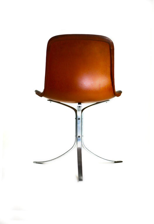 PK-9 Chairs by Poul Kjaerholm For Sale 2
