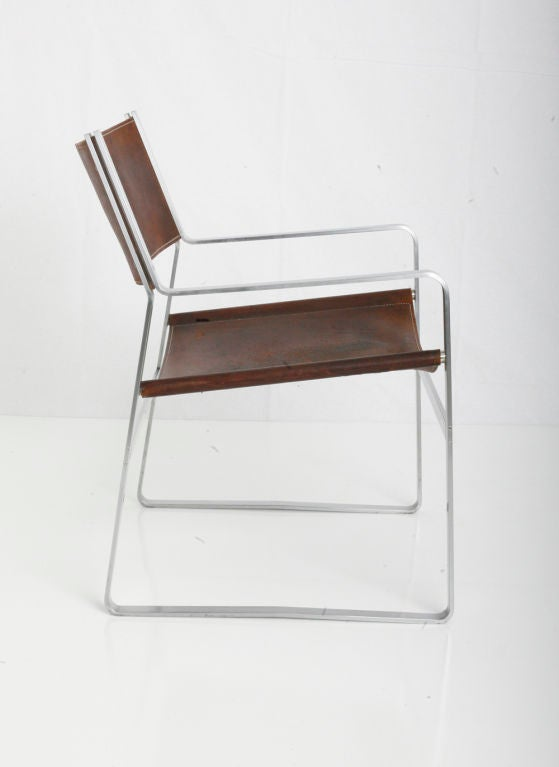 JH-813 Arm Chairs by Hans J. Wegner For Sale 1