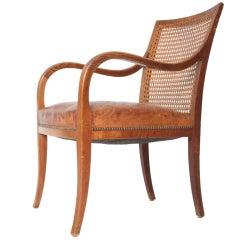 Frits Henningsen armchairs