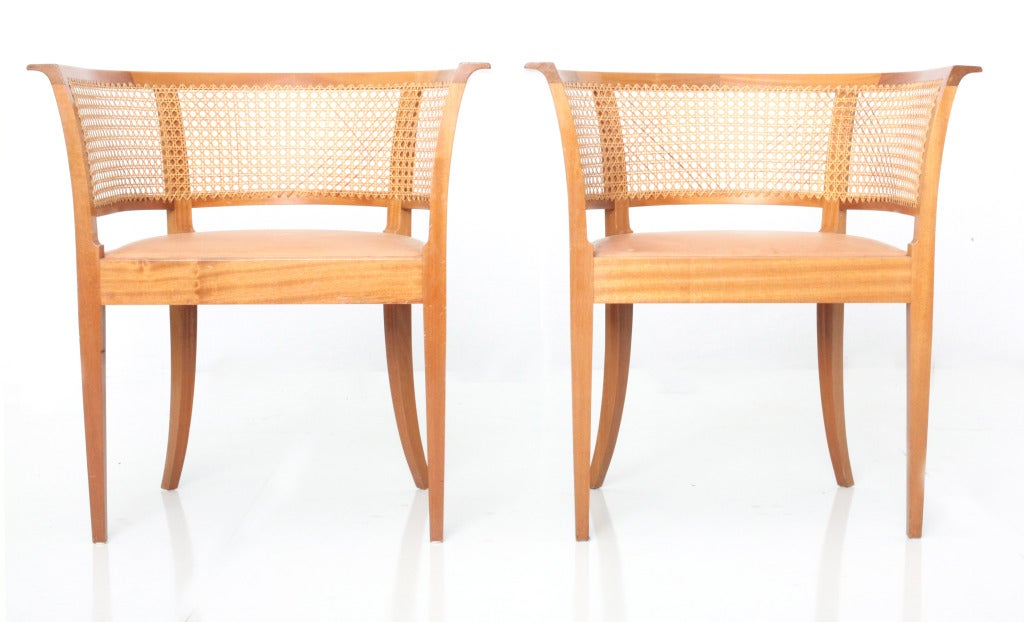 Kaare Klint Faaborg chair